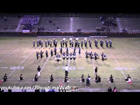 Houston Austin High School - Fieldshow 11/10/12