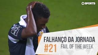 Falhanço da Jornada (Liga 18/19 #21): Witi (Nacional)