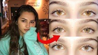 How I Change My Eye Colour | ft TTDEYE
