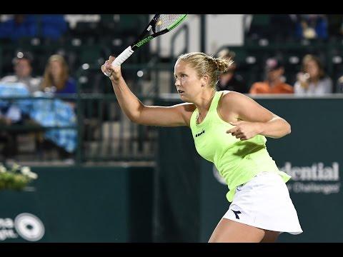 2017 Volvo Car Open Round of 16 | Shelby Rogers vs Naomi Osaka | WTA Highlights