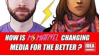 How is Ms. Marvel Changing Media for the Better? | Idea Channel | PBS Digital Studios