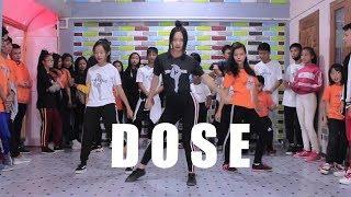 Dose - Ciara | Alan Rinawma Dance Choreography #dosechallenge