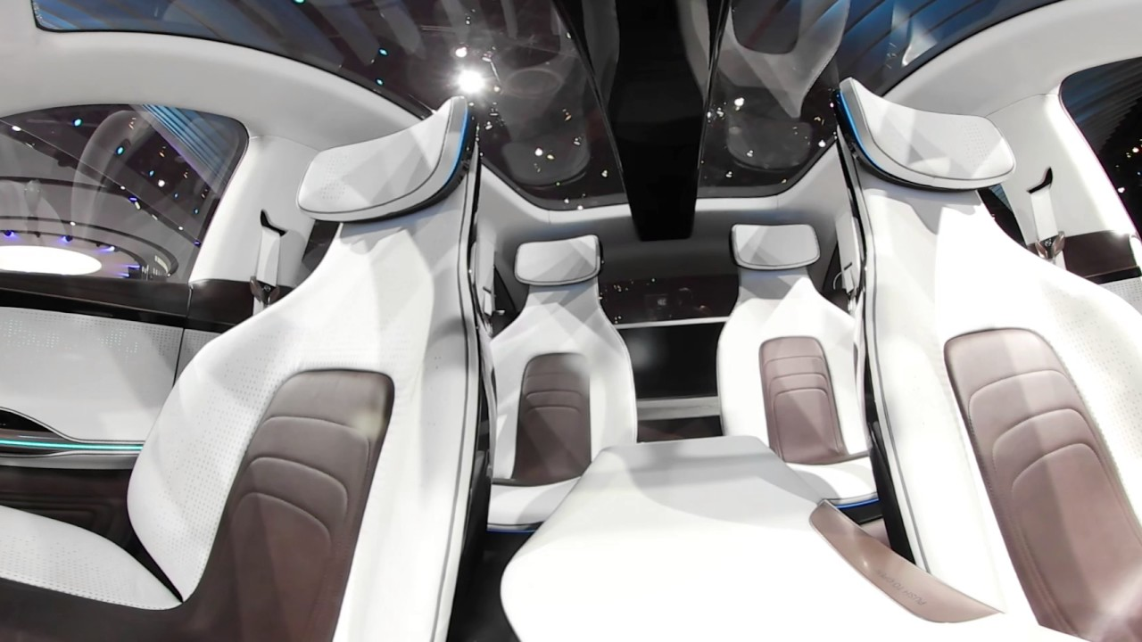 2019 mercedes eq electric suv interior 360 view youtube. Black Bedroom Furniture Sets. Home Design Ideas