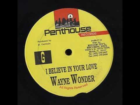 Wayne Wonder I Believe In Your Love Youtube