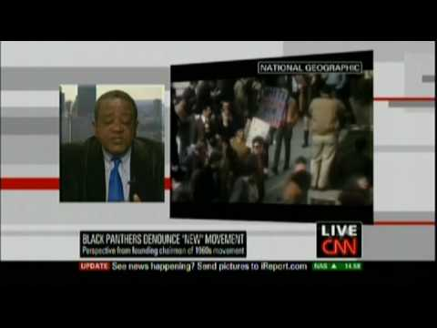 Bobby Seale on the New Black Panther Party [CNN Interview]