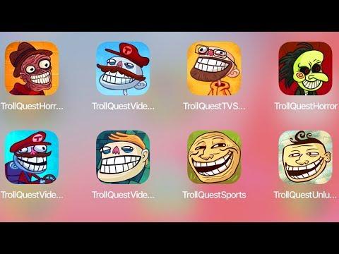 Troll Quest Horror,Troll Quest Video Games,Troll Quest TV Show,Troll Quest Sport,Troll Quest Unlucky