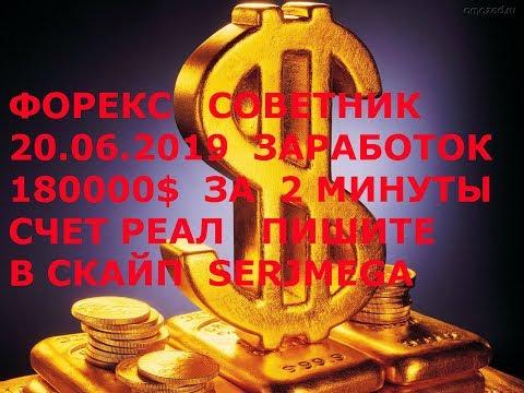 Форекс советник 2019 новейший прибыльный скальпер (разгон депозита)