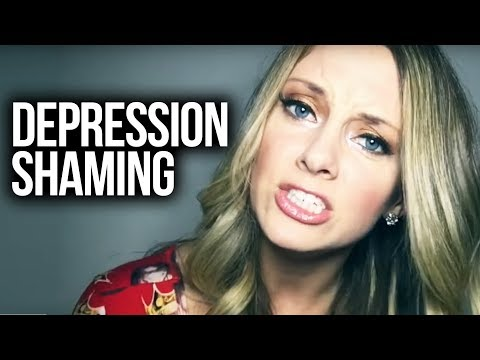 Nicole Arbour Depression Shaming Video | The Science of Depression and Anxiety