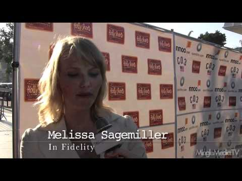 Melissa Sagemiller at 6th Annual Hollyshorts Short Film Festival