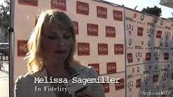 Melissa Sagemiller at 6th Annual Hollyshorts Short Film Festival