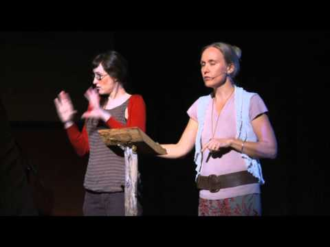 Inclusion, belonging and the disability revolution: Jennie Fenton at TEDxBellingen