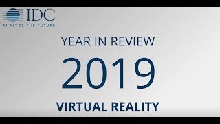 Virtual Reality News in 2019