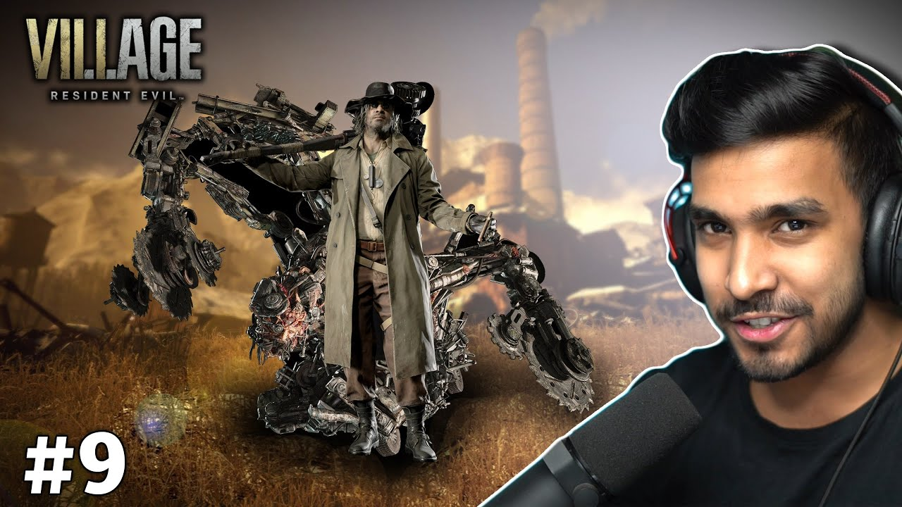 Download THE END OF HEISENBERG   RESIDENT EVIL VILLAGE GAMEPLAY #9