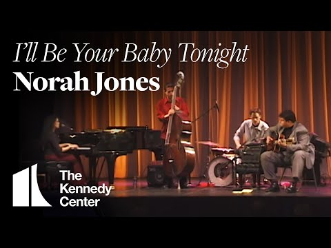 """Norah Jones - """"I'll Be Your Baby Tonight""""