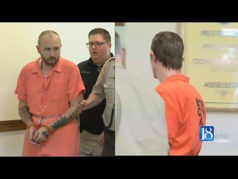 2 men plead not guilty in Newton Co. triple murder