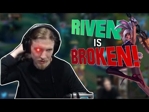 Hashinshin: WHY RIVEN IS BROKEN! - Streamhighlights
