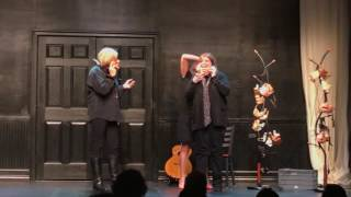 Nina Conti Live at Barrow Street Theatre in New York City thumbnail