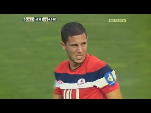 The Match That Made Chelsea Buy Eden Hazard