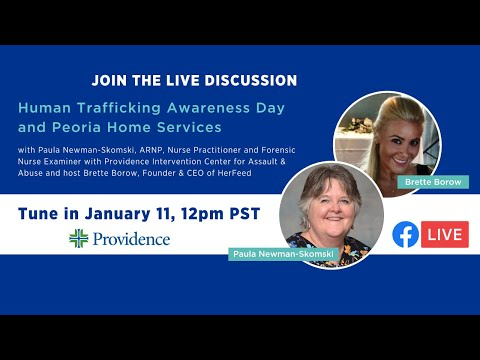 Human Trafficking Awareness Day and Peoria Home Services