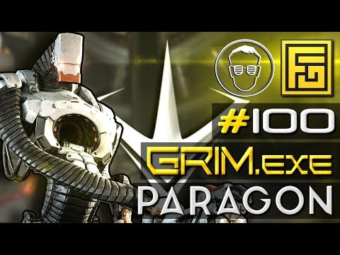 PARAGON gameplay german | Grim.exe #100 | Let's Play Paragon