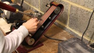 Repeat youtube video Sharpening Woodturning Tools