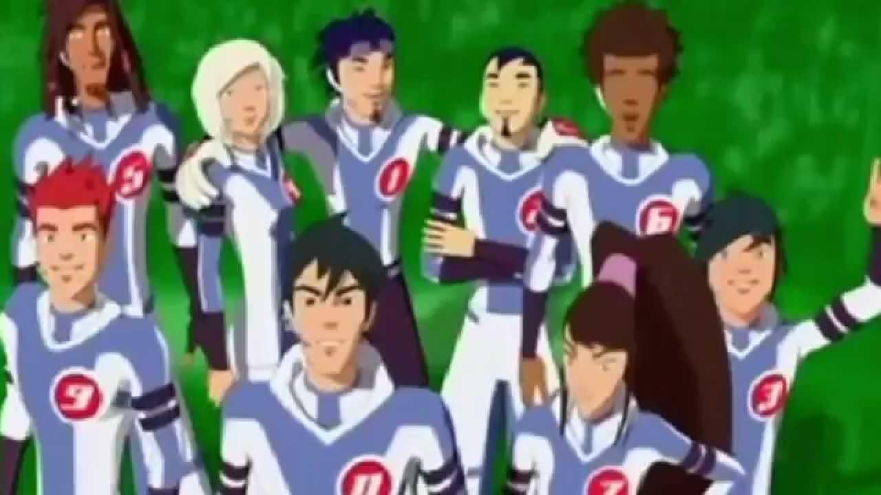 galactik football saison 4