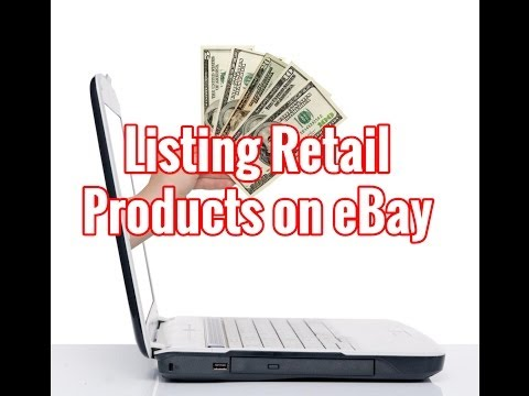 Selling on eBay: How to List Products For Sale on eBay ULTIMATE Tips and Tricks Guide