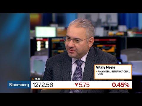 Polymetal International CEO Nesis on Gold, Bitcoin
