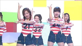 Gambar cover 【TVPP】SNSD - Oh!, 소녀시대 - 오! @ Goodbye Stage, Show Music Core Live