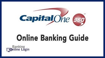 Capital One 360 Online Banking Guide | Login - Sign up
