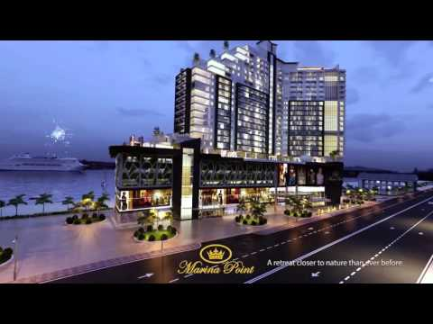 Marina Point Klebang with Melaka city attractions