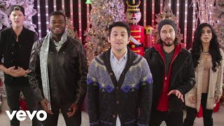 Смотреть клип Pentatonix - Angels We Have Heard On High