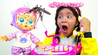 Miss Polly had a Dolly Song by Johny FamilyShow