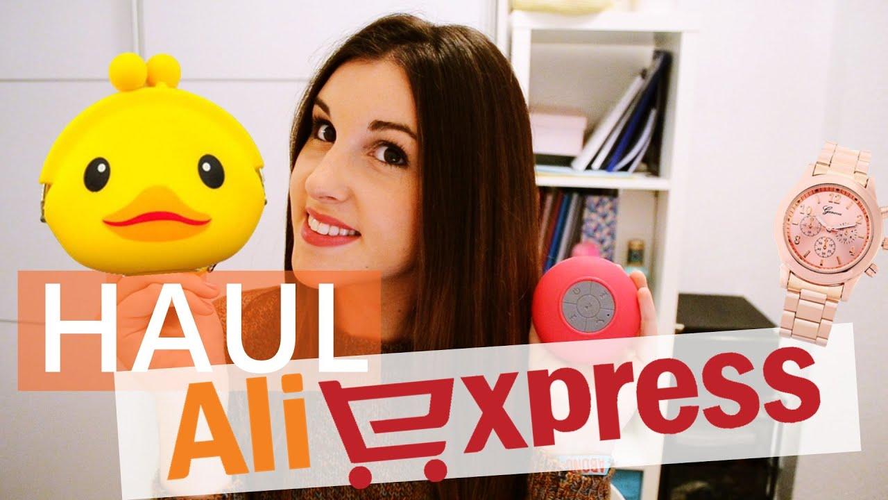 HAUL ALIEXPRESS | cosas random - chorradas | COCOMOUSSE CM