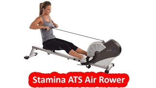 Stamina ATS Air Rower - Best Rowing Machine Under $300