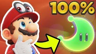 Video Super Mario Odyssey - Sand Kingdom ALL 89 POWER MOON LOCATIONS! [100% Guide] download MP3, 3GP, MP4, WEBM, AVI, FLV Oktober 2018