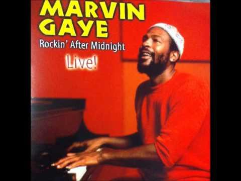 marvin gaye rockin after midnight