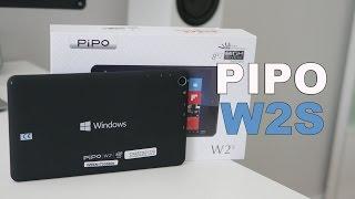 Pipo W2s, una tablet con Windows y Android ¿la compraría?