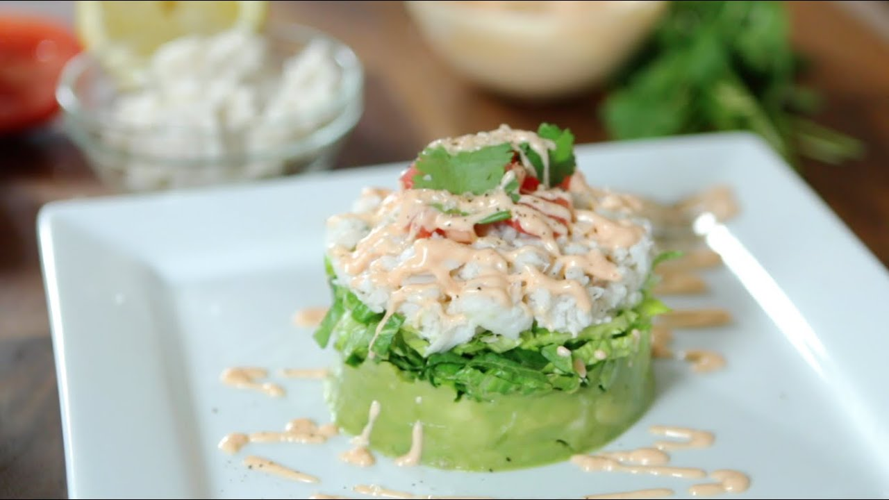 No Cake Crab Salad Recipe