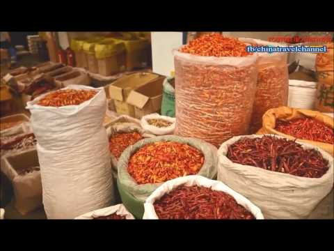 Food culture Guangzhou Chinese S1 EP1 : Handmade rice noodles