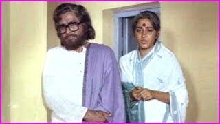Best Acting Scenes Of ANR And Jayaprada In Telugu - Megha Sandesam Movie Scenes