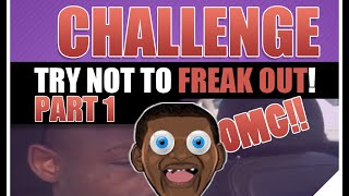 try not to freak out challenge   aychristenegames   buzzfeedvideo   trypophobia