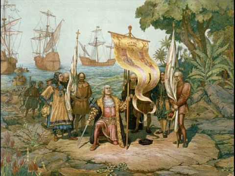 Christoph Kolumbus Entdeckung Amerikas