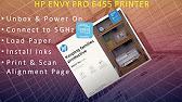 HP Envy Pro 6400 series printers