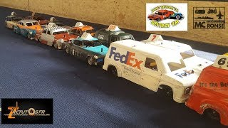 DEMOLITION DERBY RC BANGER Buddy MC Ronse Part 2 - RC BANGER - RCTutos #252