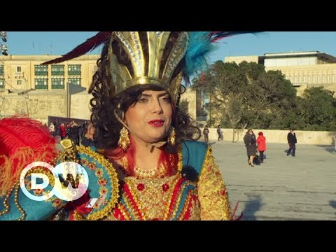 Maltas Hauptstadt Valletta ist Kulturhauptstadt 2018 | DW Deutsch