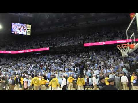 ICTV: UNC-Duke Postgame Celebration