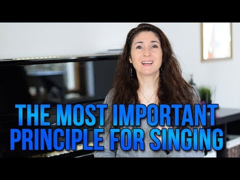 Compression: The Most Important Principle for Singing!