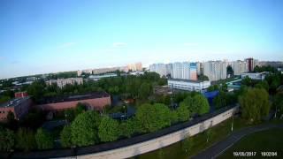 Fpv полёт, на борту камера H9R! Гомель.(, 2017-05-19T20:08:16.000Z)