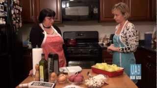 Ukrainian Potato Pancakes ( Deruny )